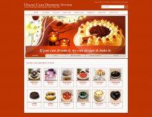 Java, JSP and MySQL Project on Online Cake Ordering System