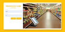 Java Spring Boot, Angular and MySQL Project on Super Market Management System